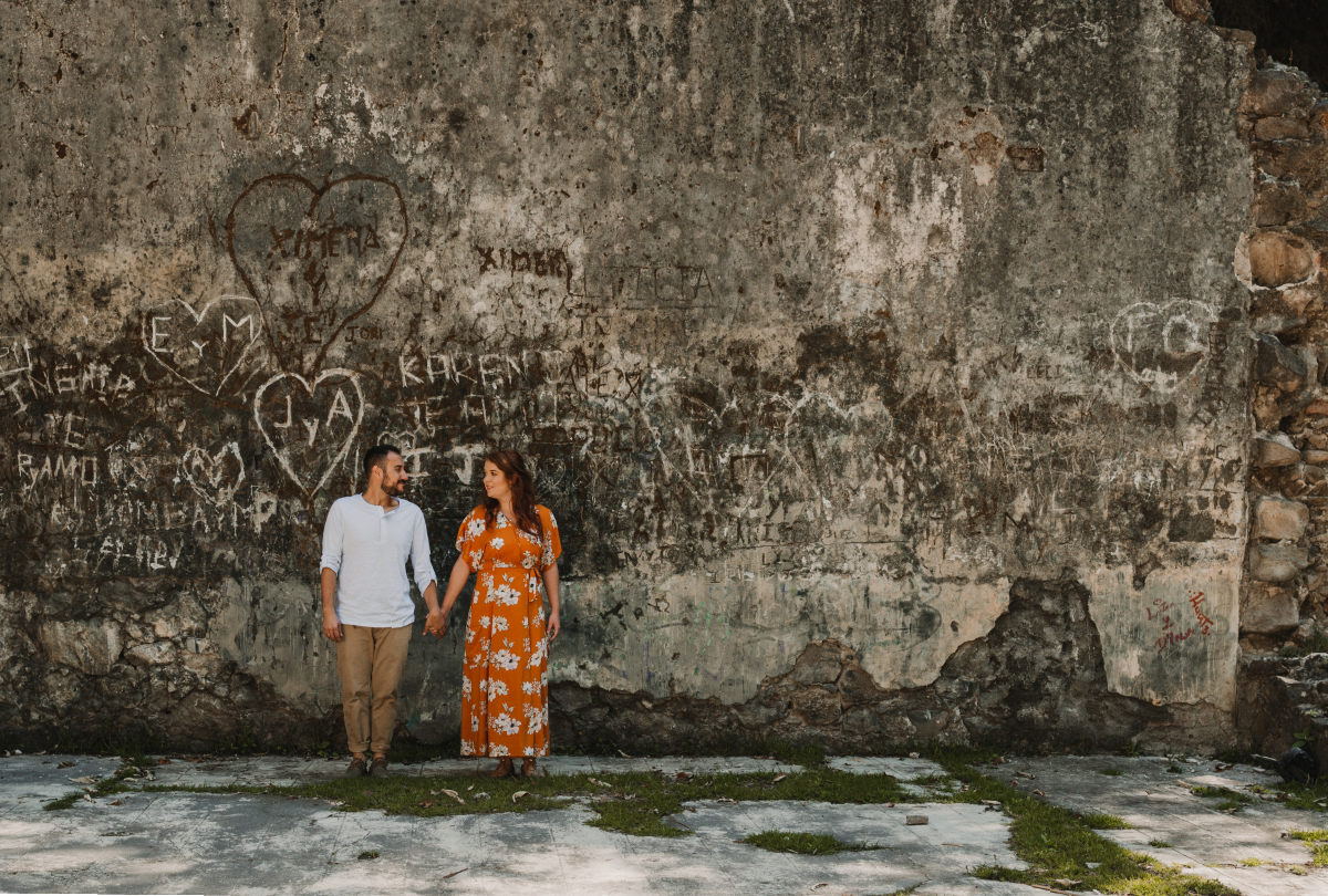 Save the Date • Destination Wedding Photography